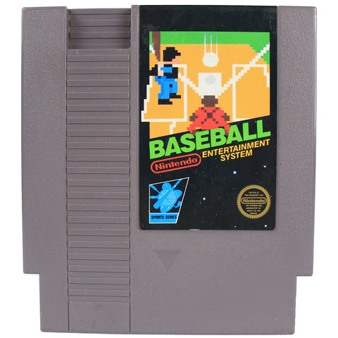 "NES ""Baseball"" Video Game Cartridge"
