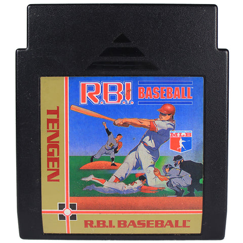 "NES ""R.B.I. Baseball"" Video Game Cartridge"