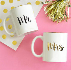 Mr & Mrs Coffee Mug