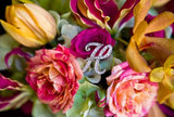 The Monogram Collection: Bouquet Jewels
