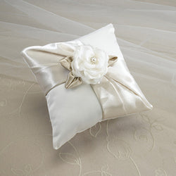 Rose Ring Bearer Pillow