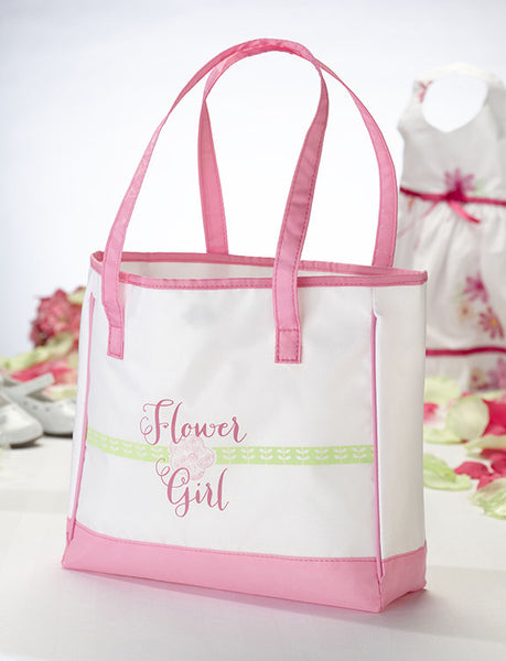 Flower Girl Tote