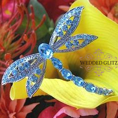 The Dragonfly Collection: Bouquet Jewels