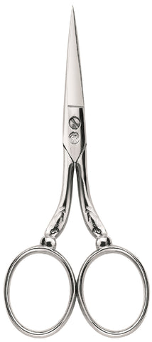 "Dovo Embroidery SCISSORS 3 1/2"" NICKEL"