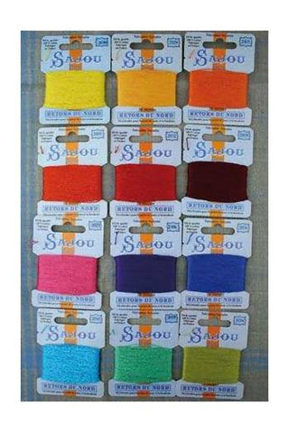 Embroidery Floss Retor du Nord #2 Modern Tones Asst Set of 12 w/Box