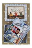 Sajou Sewing Set Complete Sajous Little Girls Small Model