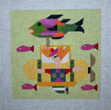 Needlepoint Handpainted Melissa Prince Whirligigs - Choose from Them ALL!!
