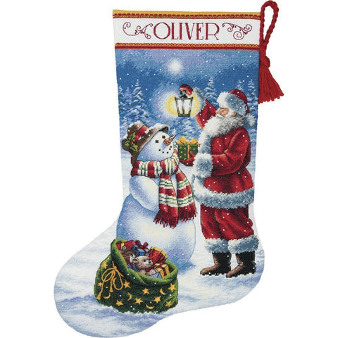 COUNTED CROSS STITCH Christmas Stocking KIT Holiday GLOW Dimensions 16""\480|480|?|False|971a52cc6895e6b653791066a717f31d|False|UNLIKELY|0.38181304931640625