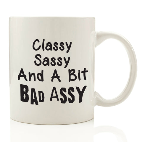 Bad Assy Coffee Mug