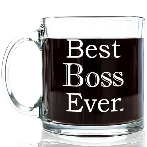 Best Boss Ever Coffee Mug