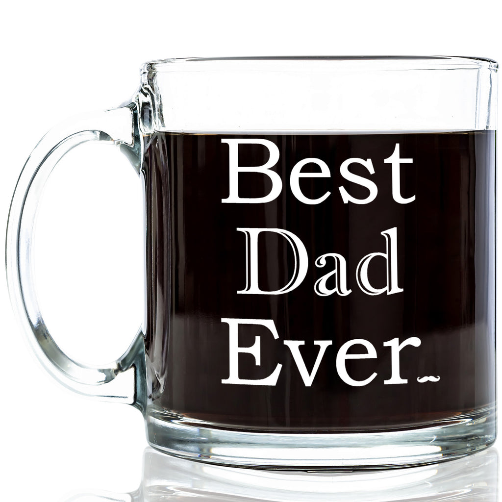 Best dad ever coffee mug got me tipsy glassware gifts Best coffee cups ever