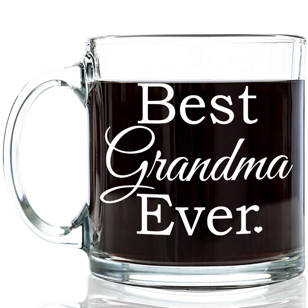 Best Grandma Ever Coffee Mug