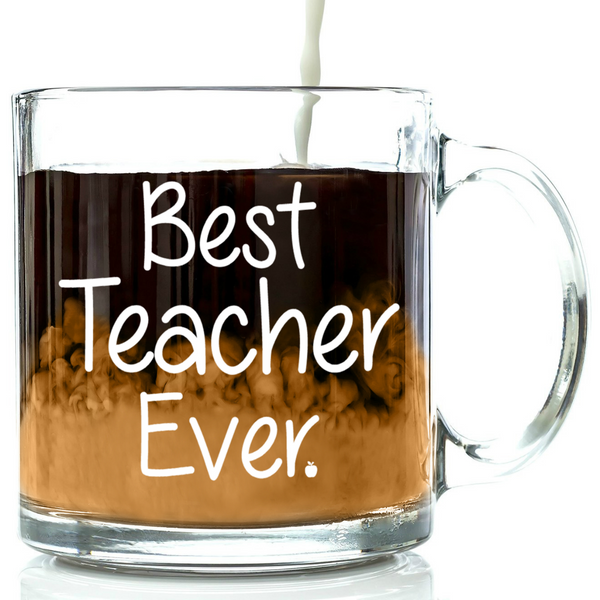 Best teacher ever coffee mug got me tipsy glassware gifts Best coffee cups ever