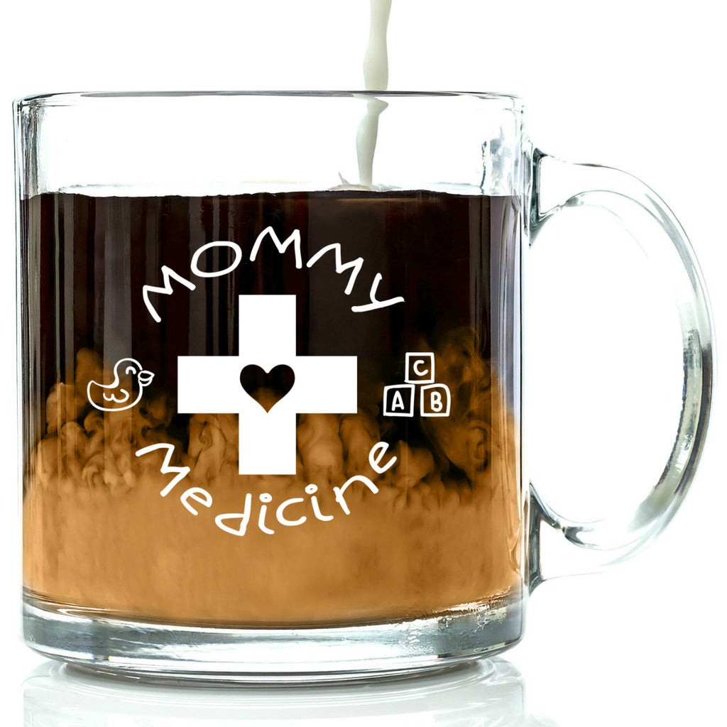 Mommy Medicine Coffee Mug