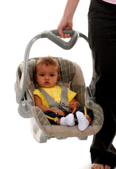 UV Protection Infant Car Seat Covers - The Brolly Baby