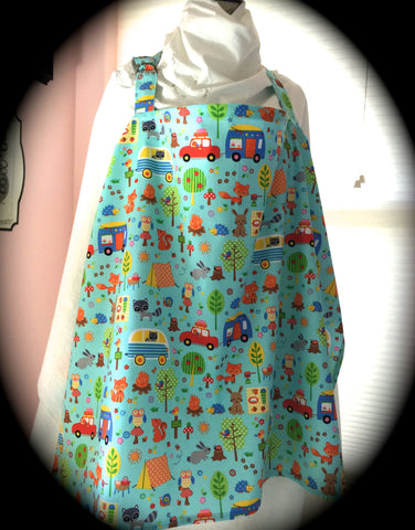 Nursing Cover - Camping