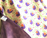 Infant Car Seat Cover - My Birdie