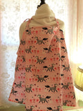 Nursing Cover - Sweet Little Fox