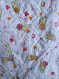 Baby Girl Quilt - Oh Baby