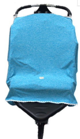 The Brolly Baby - UV Protection Stroller Covers Large Size - Fitness & Stroller Stride Moms