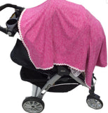 The Brolly Baby - UV Protection Stroller Covers Standard Size - Fitness & Stroller Strides Moms