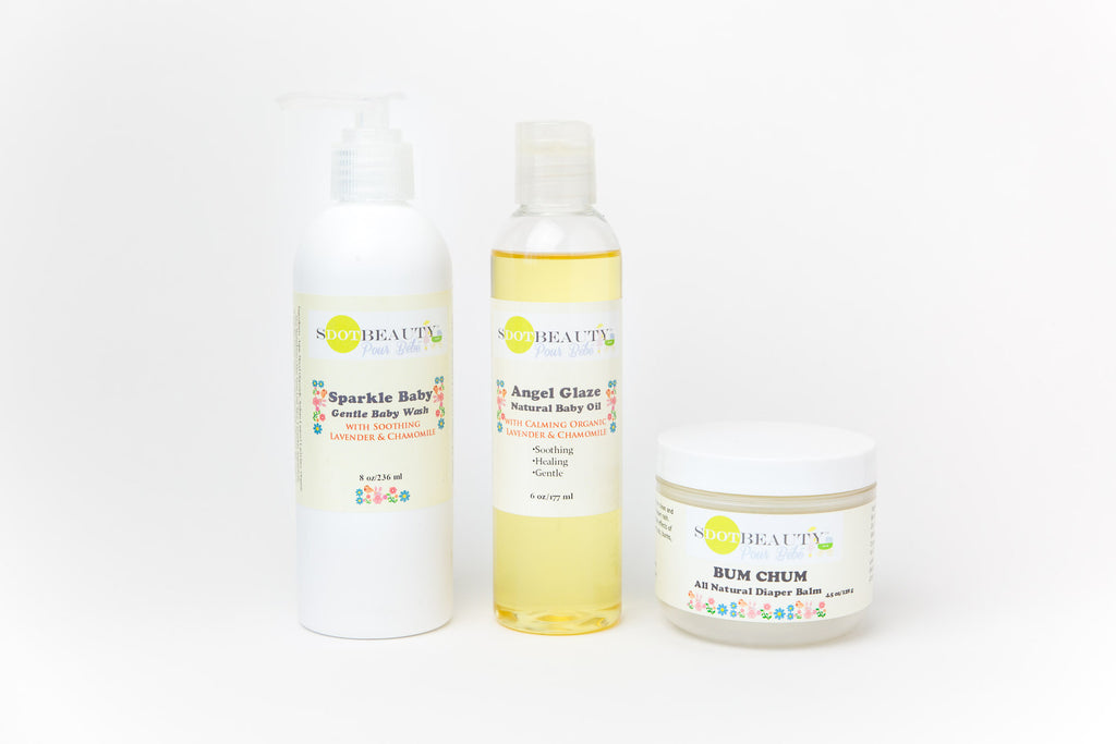 SDot Beauty Bedtime Baby Bundle