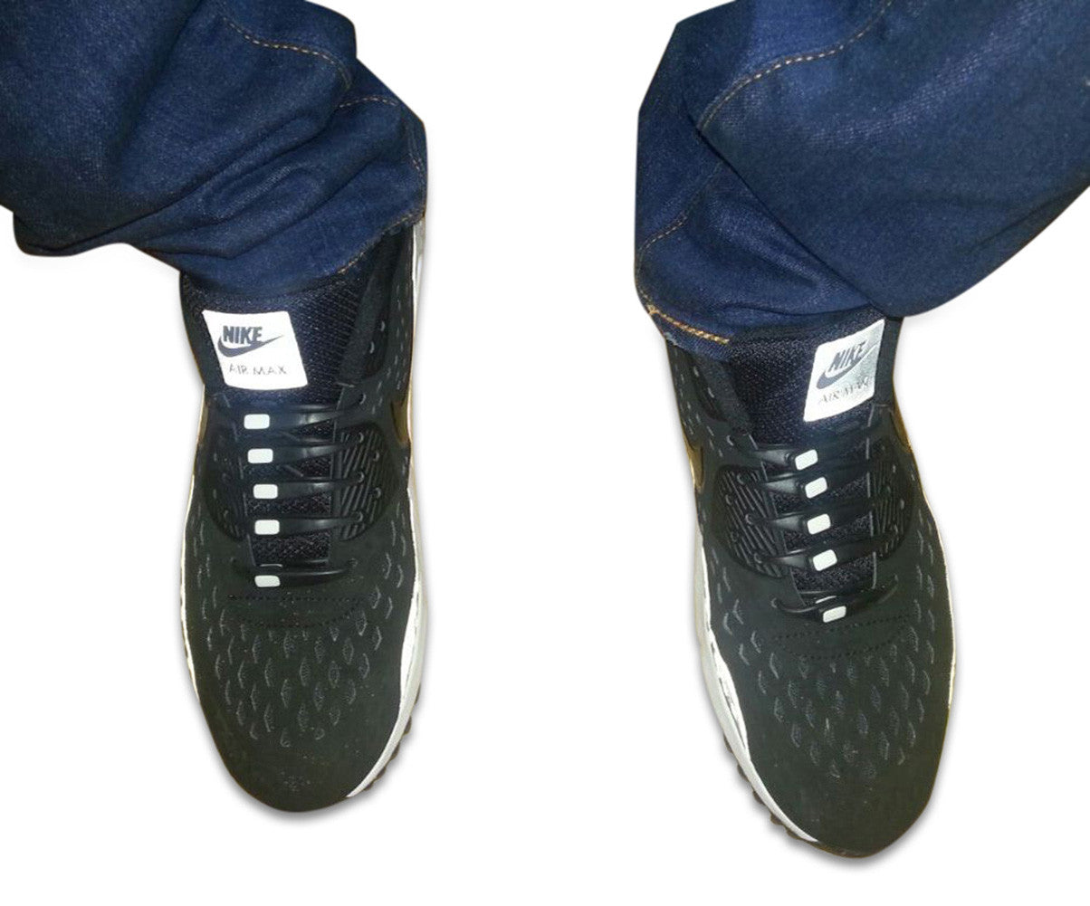 Purposefull Responsive Lacing System (No Tie Shoelaces x12)