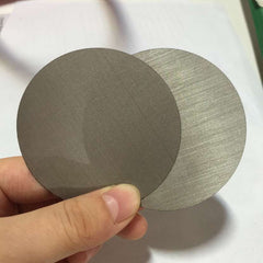 Purposefull UBER-FINE Stainless Steel Metal FABRIC Filter