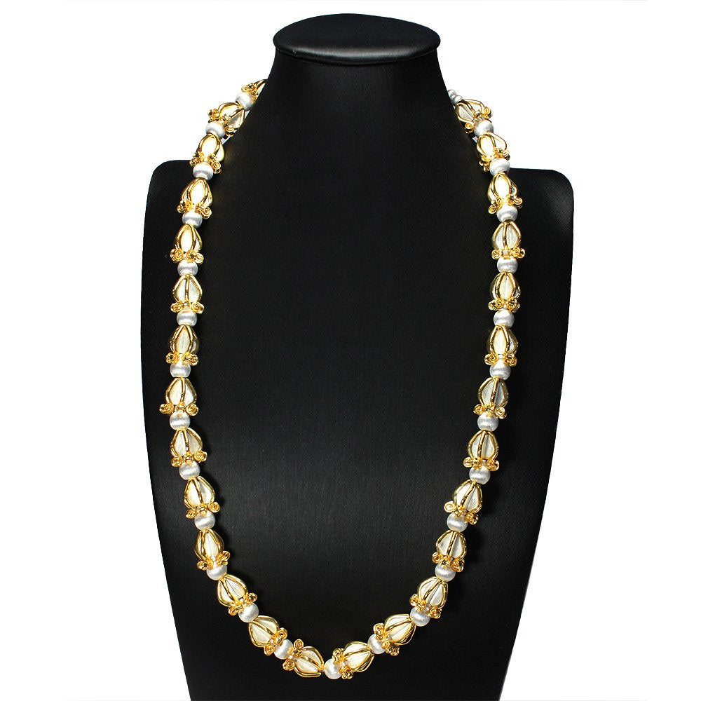 REGAL BEAUTY FORMAL STATEMENT NECKLACE