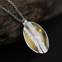 925 Sterling Silver Bird Twig