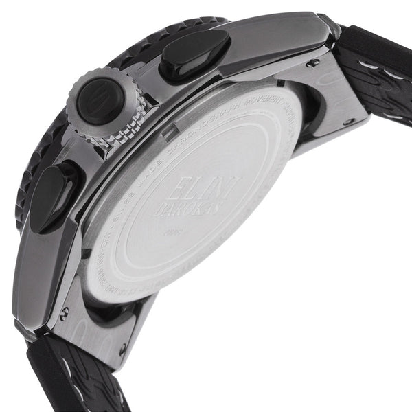 GENESIS VISION CHRONO BLACK SILICONE AND DIAL CASE