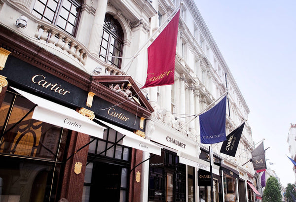 Luxury London - High End Shoppers Paradise