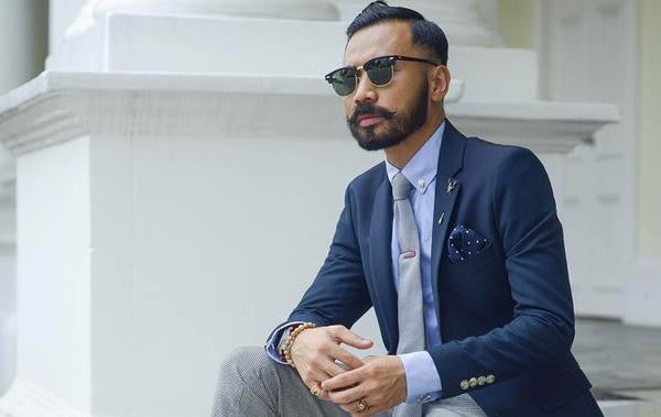 33 stylish men you MUST follow on Instagram