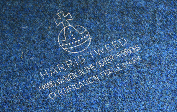 Harris Tweed: the process of making