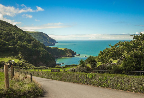 Brisk and Brilliant - Great British Coastal Walks