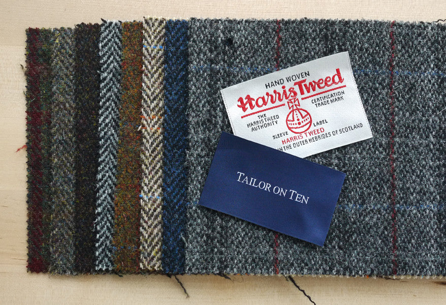 Harris Tweed - The Champagne of Fabrics