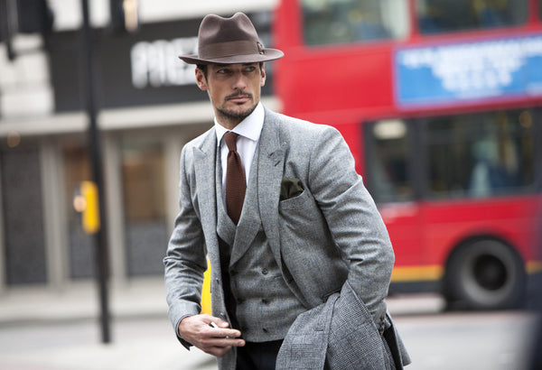 The Man About Town - Attire of a Modern London Gentlemen
