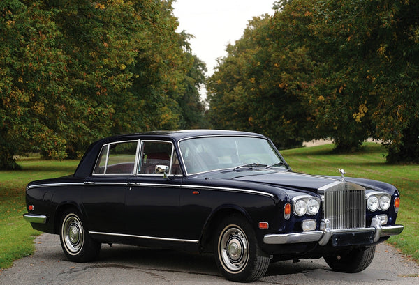 Rolls-Royce Silver Shadow - Proudly British, Effortlessly International