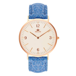 Loudwater - Harris Tweed Watch - Birline