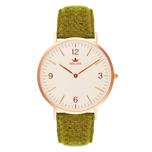 Northfleet - Harris Tweed Watch - Birline
