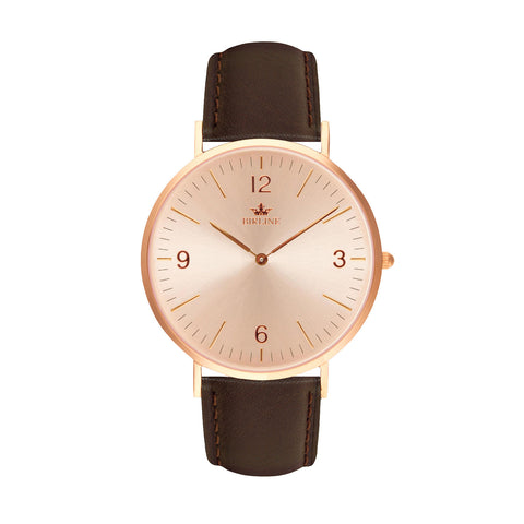 Plockton | Rose Gold / Rose gold | 36mm