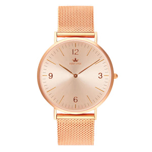 Eclipse | Rose Gold / Rose gold | 36mm