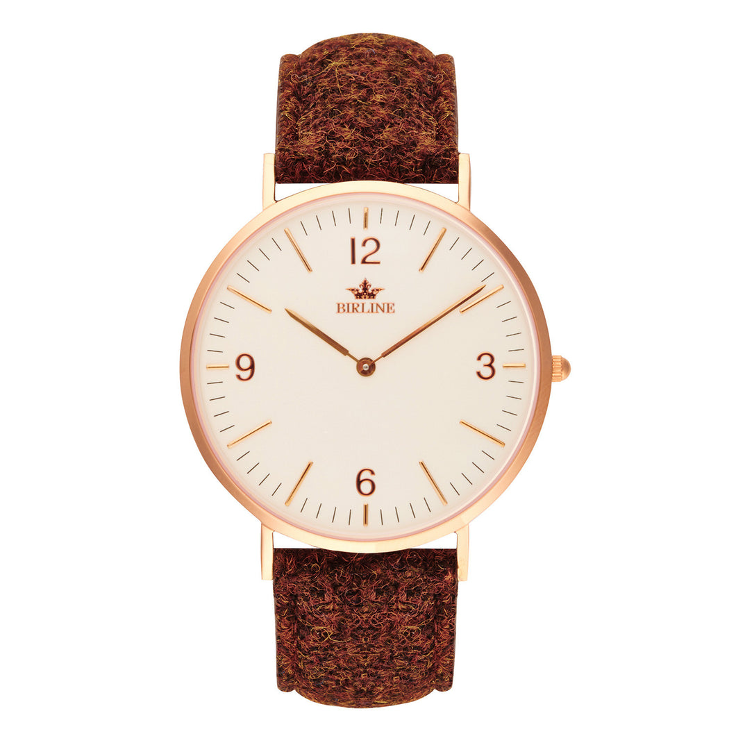 Carloway - Harris Tweed Watch - Birline