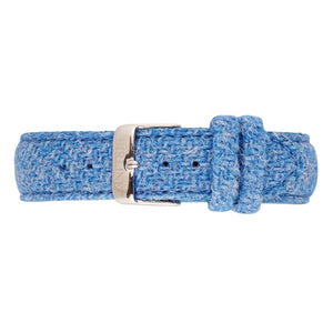 Harris Tweed Sky Blue Loudwater Women Watch 36mm