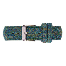 Load image into Gallery viewer, Stanmore | Silver - Harris Tweed Watch - Birline
