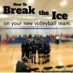 How To Break The Ice On Your Volleyball Team - The Dig S2E4