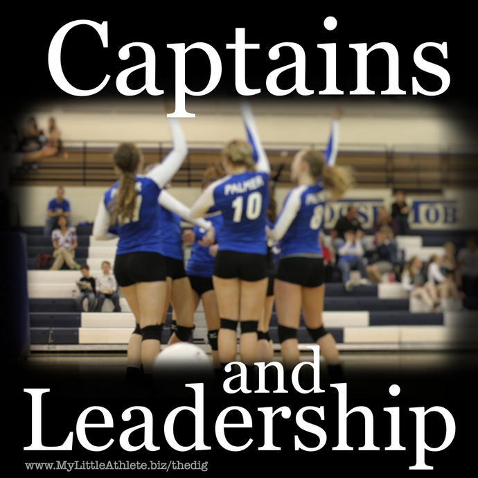 Volleyball Captains & Leadership