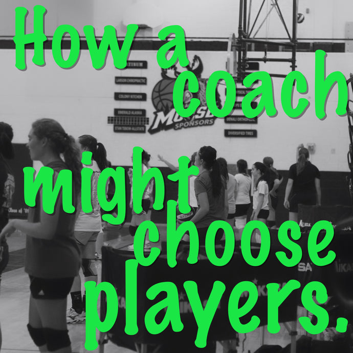 How Coaches Pick Between Players