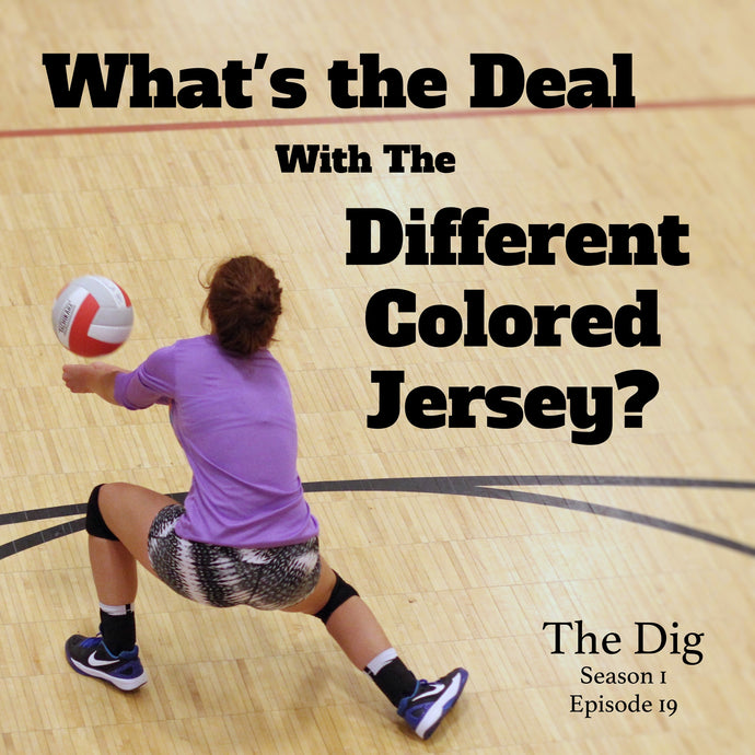 What's The Deal With The Different Colored Jersey?  The Dig Episode 019