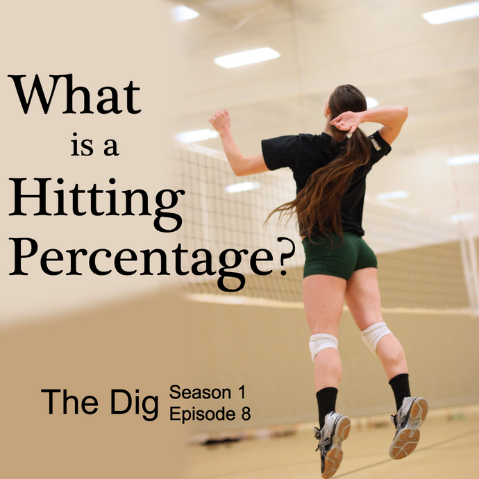 What is a hitting percentage and what's good? - The Dig Episode 008